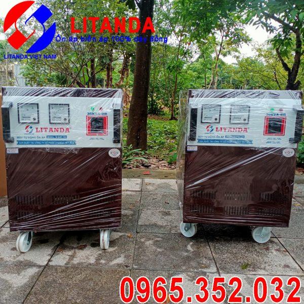 cach-phan-biet-on-ap-standa-30kva-chuan-chinh-hang