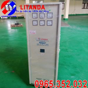 on-ap-standa-100kva-3-pha-cach-ly-nhan-dat-hang-san-xuat-on-ap-standa